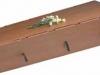 Woodgrain Cardboard Coffin