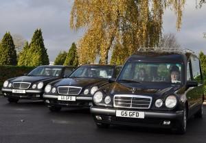 Goodwins Funeral Directors Vehicles